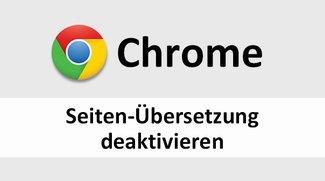 Chrome: Automatische Seiten-Übersetzung deaktivieren – so geht's