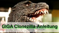 Clonezilla Anleitung: Eine Festplatte 1:1 klonen