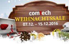 comtech Weihnachtssale –...