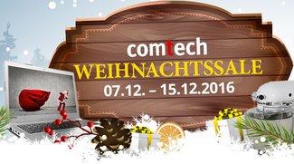 comtech Weihnachtssale – Weihnachtsangebote bis zu 64 Prozent reduziert