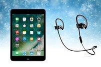 Cyberdeals:<b> Apple iPad mini 2, Powerbeats 2 Wireless In-Ear-Kopfhörer und Elgato Eve Heizungssteuerung stark reduziert!</b></b>