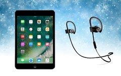 Cyberdeals: Apple iPad mini 2, Powerbeats 2 Wireless In-Ear-Kopfhörer und Elgato Eve Heizungssteuerung stark reduziert!