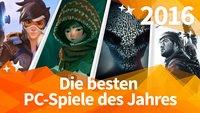 Die 10 besten PC-Spiele 2016 im Jahresrückblick