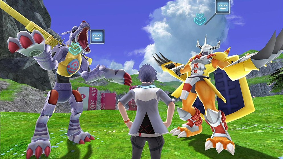 Digimon World next order trophäen