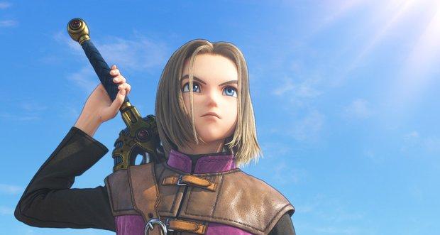 Dragon Quest 11: Gameplay-Trailer und Switch-Release