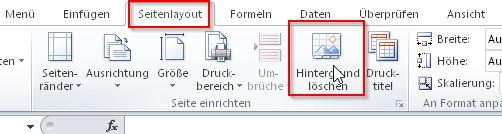 Powerpoint hintergrund von bild entfernen