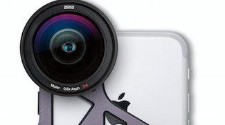 ExoLens Pro mit Zeiss Optik: iPhone bekommt Aufsatzlinsen aus Jena