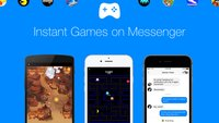 Facebook Messenger jetzt mit integrierten Spielen