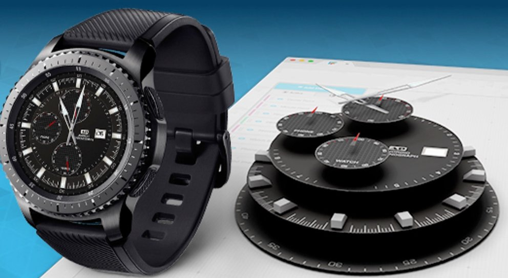 Facer 3.0: Populäre Watchface-App bringt Support für Tizen-Smartwatches