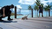 Final Fantasy 15: Rezepte finden und Kochen-Fertigkeit steigern