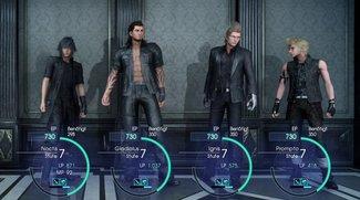 Final Fantasy 15: Erfahrung und FP erhalten und schnell leveln