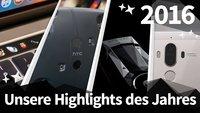 Jahresrückblick: GIGA-Redakteure küren ihre Technik-Highlights 2016