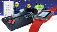 Da freut sich der Geek: 10 coole Weihnachtsgeschenke für unter 100 Euro, vom Anti-iPhone bis zur Steckdosenbürste