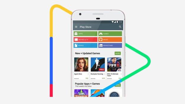 Google hat entschieden: Die besten Apps und Spiele des Jahres 2016