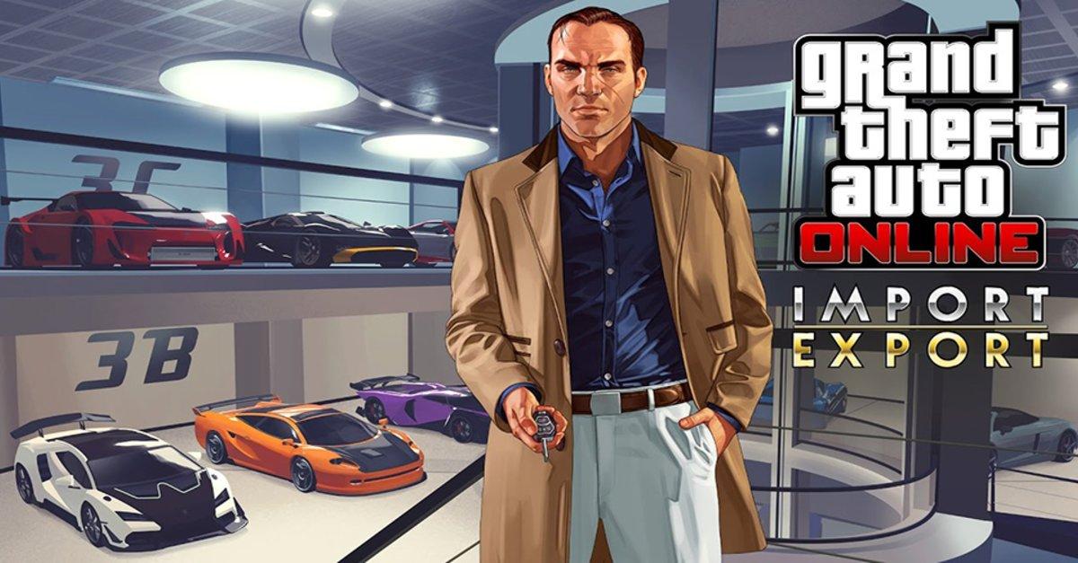 GTA Online: Import/Export - Tipps für den Fahrzeughandel und