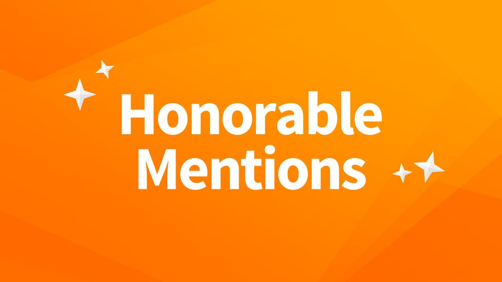 honorablementions