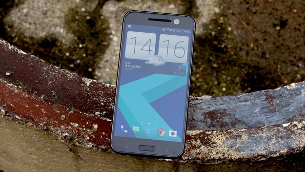HTC 10 & One M9: Update auf Android 7.0 Nougat ist unterwegs