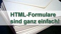 HTML Formular: Ein Kontaktformular in HTML erstellen