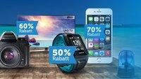 iBood Hunt am 04. und 05.07. – Deals im Minutentakt, Rabatte bis zu 80 % auf Apple, Samsung, Microsoft etc.