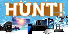 iBood Hunt am 13. und 14.12. – Deals im Minutentakt, Rabatte bis zu 80 Prozent, alles versandkostenfrei
