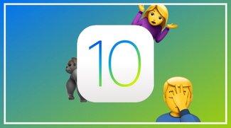Alle neuen Emojis von iOS 10.2 & unsere Lieblings-Smileys