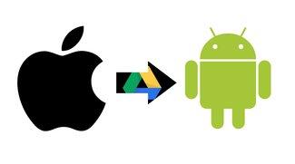 Wechsel vom iPhone auf Android: Neues Google-Drive-Feature erleichtert den Umzug