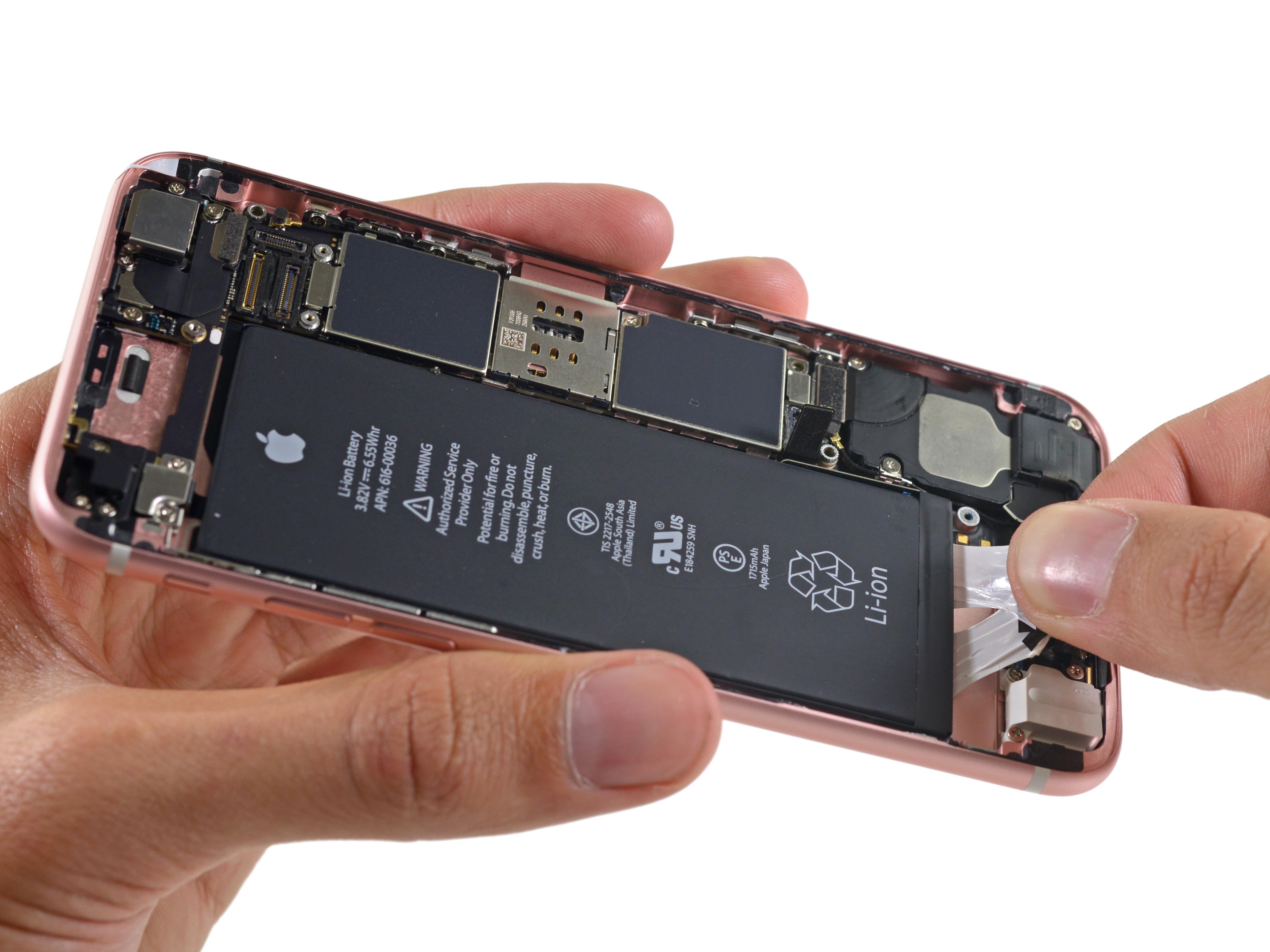 apple iphone 6 akku tauschen