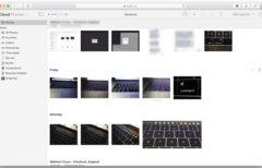 iCloud.com: Fotos-Web-App...