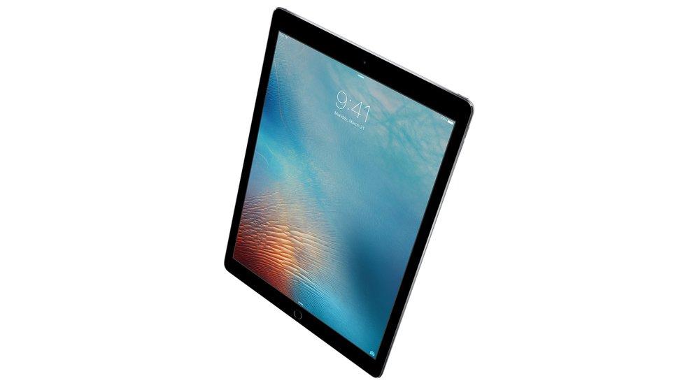 iPad Pro 12,9 Wi-Fi + Cellular 128 GB radikal reduziert