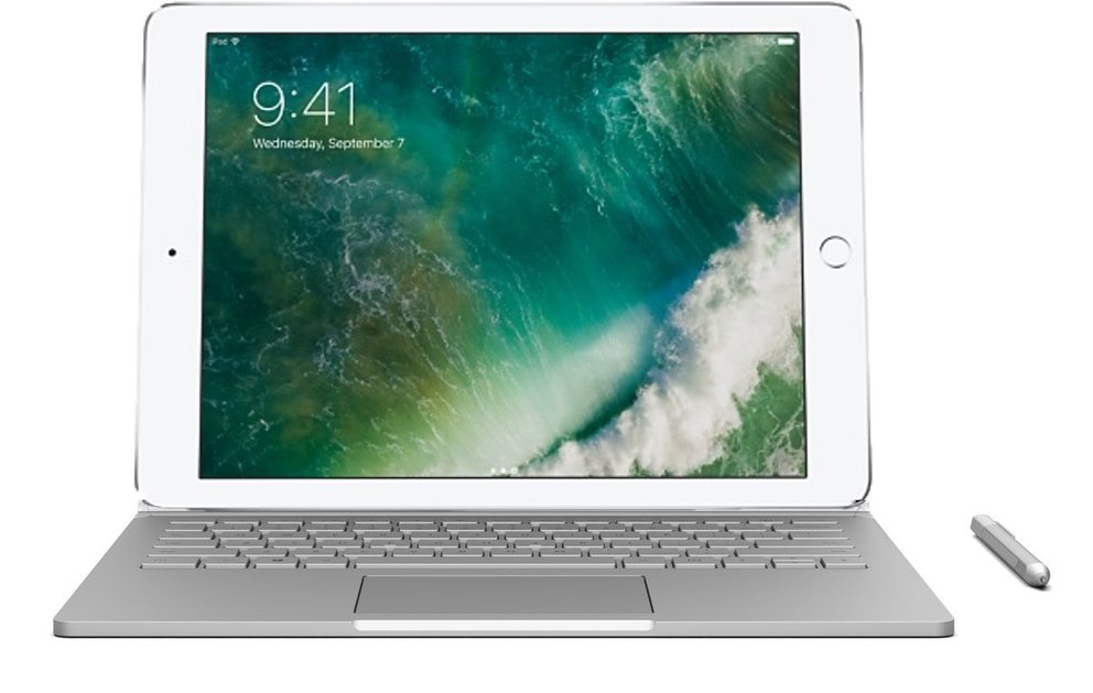 iPad: Diese Neuerungen wünsche ich mir im Jahr 2017
