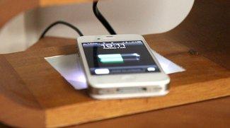 iPhone drahtlos aufladen: Apple-Zulieferer investiert in Technologie