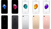 Tarif-Tipp: iPhone 7 mit 6,5 GB LTE, Allnet-/SMS-Flat und EU-Roaming für 39,12 € pro Monat