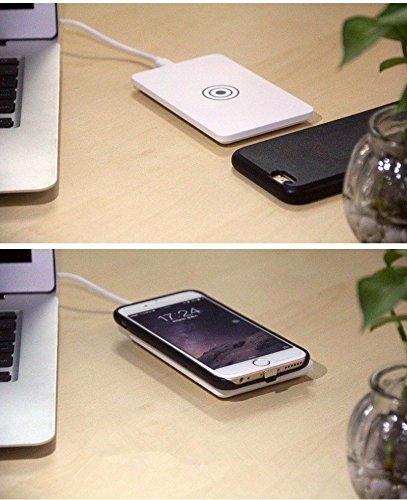 Iphone Kabellos Laden : iphone 7 kabellos laden so geht s giga ~ Kayakingforconservation.com Haus und Dekorationen