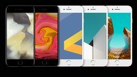 iPhone 7: Wallpaper zum kostenlosen Download (Update: OnePlus 2 Bilderset)