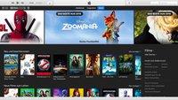 iTunes Store: Apple will Filme kurz nach Kino-Start verleihen