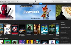 iTunes Store: Apple will Filme...