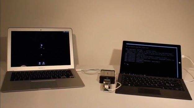 Sicherheitslücke vor macOS 10.12.2: Thunderbolt-Gerät kann FileVault-Passwort auslesen