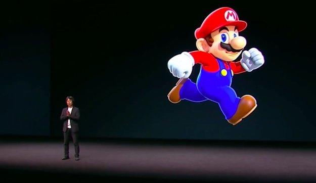 """Super-Mario-Erfinder Miyamoto: """"Nintendo und Apple verbindet Simplizität"""""""