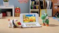 Niedlicher Schnuffel mit Woll-Yoshi bald für 3DS und Kurzfilm-Reihe angekündigt