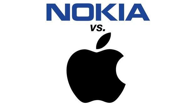 Patentkrieg: Nokia verklagt Apple –Apple spricht von Wettbewerbswidrigkeit