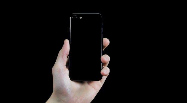 """Diamantschwarz zum Nachrüsten: Peel stellt iPhone-7-Hülle in """"Jet Black"""" vor"""