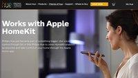 Philips Hue: Update der iOS-App verbessert HomeKit-Integration
