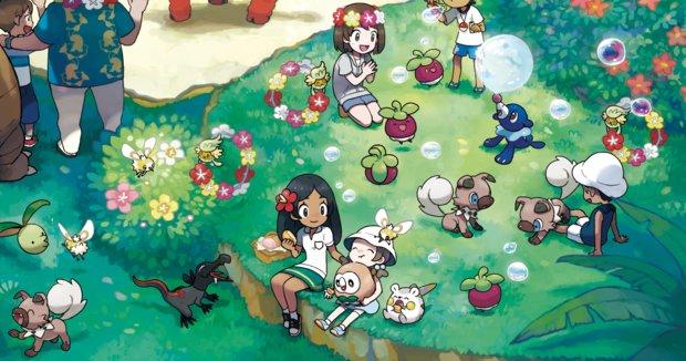 Pokemon Sonne und Mond: Pokemon-Resort, so baut ihr die Inseln aus