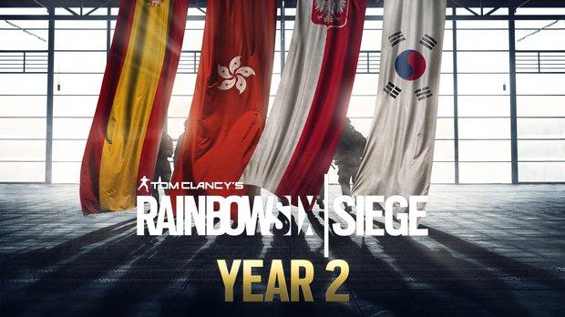 Rainbow Six - Siege: Season Pass - alle Inhalte und Infos zu Jahr 2