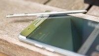 Auf den Spuren der Note-Reihe: Samsung Galaxy S8 soll S Pen erhalten