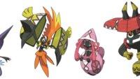 Pokémon Sonne und Mond: Alle Schutzpatrone fangen - so findet ihr die Kapu-Pokémon