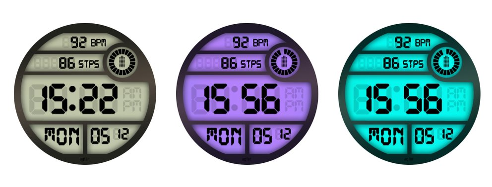 simple-led-watchface-gear-s3