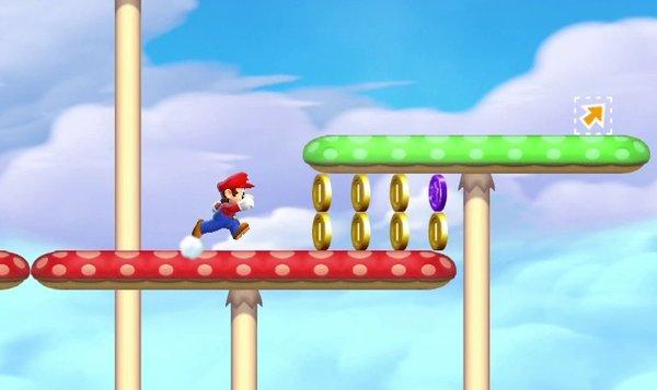 Super Mario Run Rosa Lila Und Schwarze Münzen Finden Alle