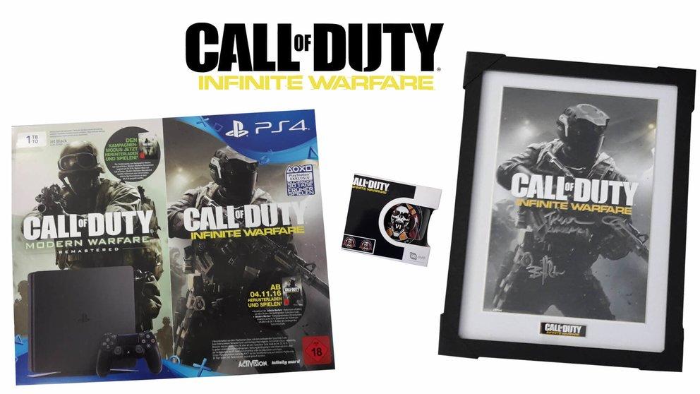 Call of Duty und GIGA wünschen frohe Weihnachten mit einem tollen Gewinn im 24. Türchen!