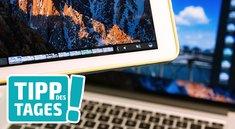 Touch Bar für Mac auf dem iPad anzeigen, so gehts mit Duet Display